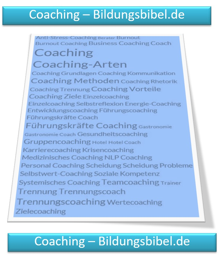 Viele Coaching Arten gibt es mittlerweile in Deutschland. Erhalten Sie tiefgreifende Informationen zu den unterschiedlichsten Einsatzgebieten und Definitionen.